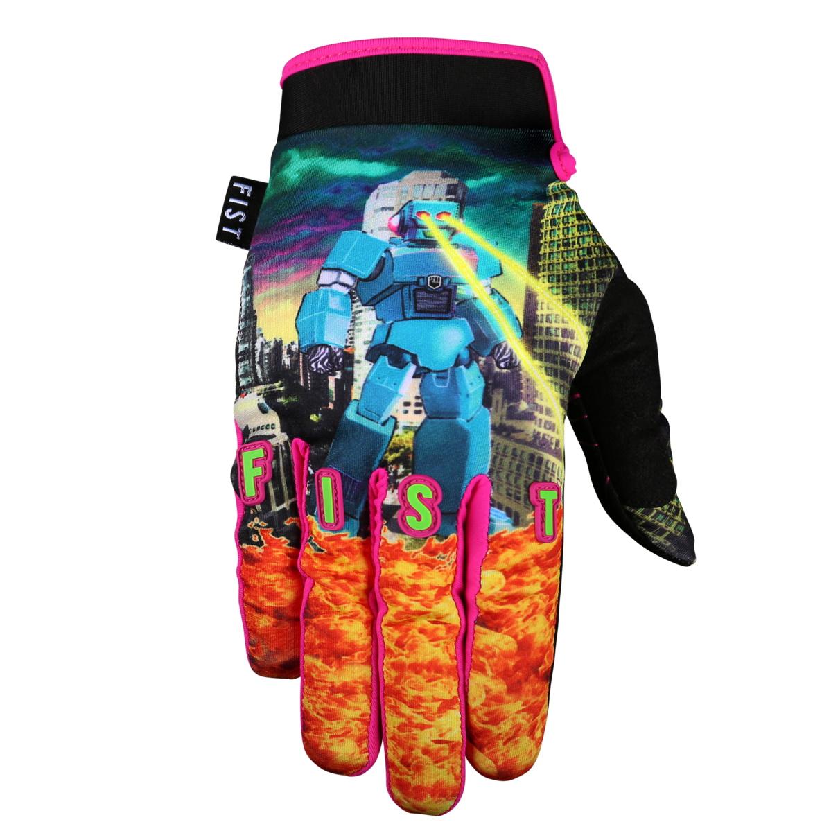 Fist Handwear Youth Robo VS Dino Gloves
