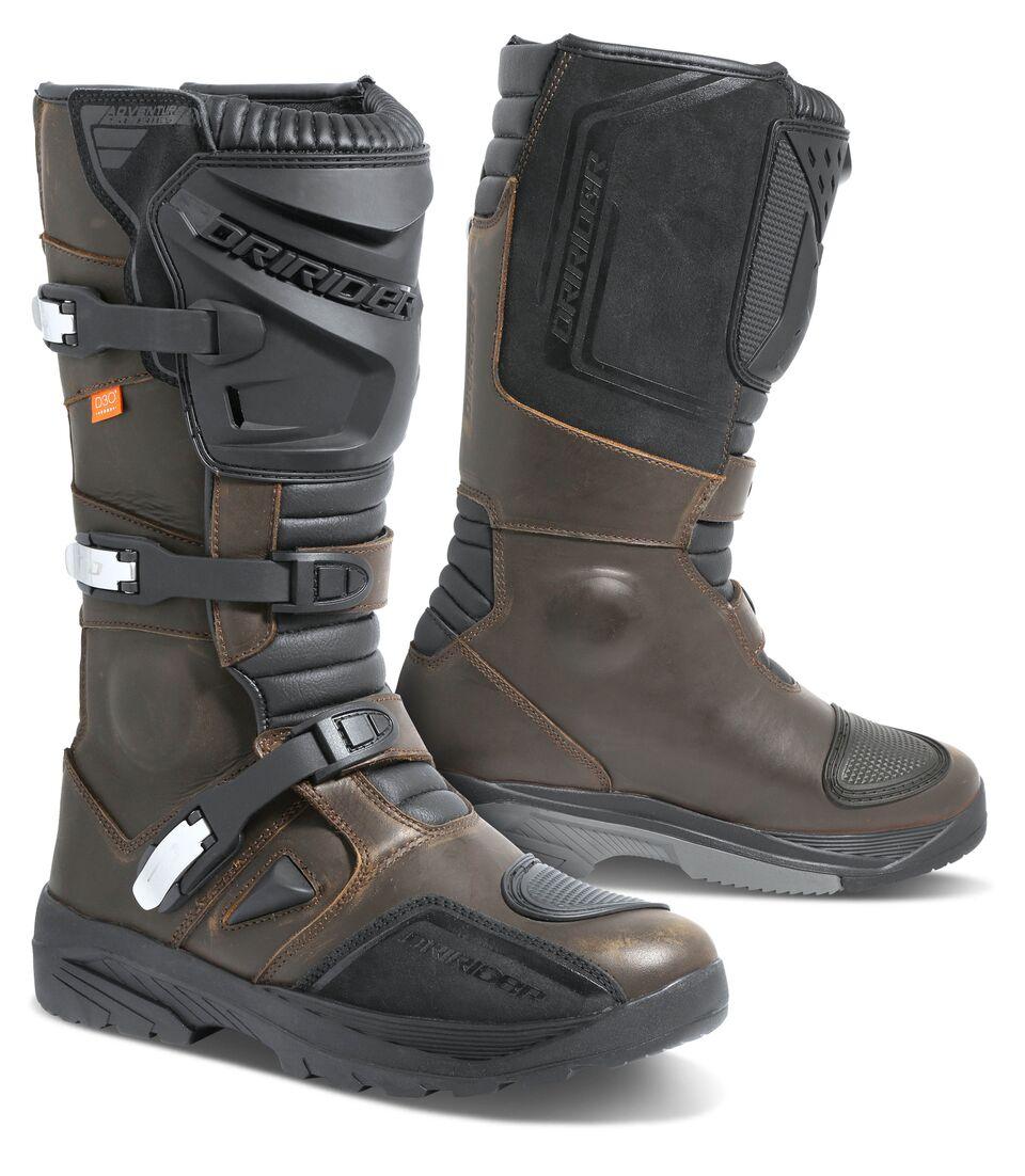 Dririder C1 Adventure Brown Boots