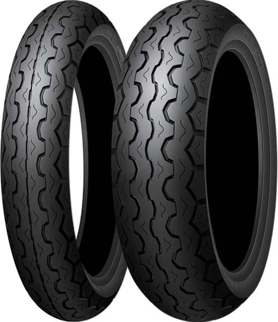 Dunlop TT100GP 120/70ZR17 Front Tyre