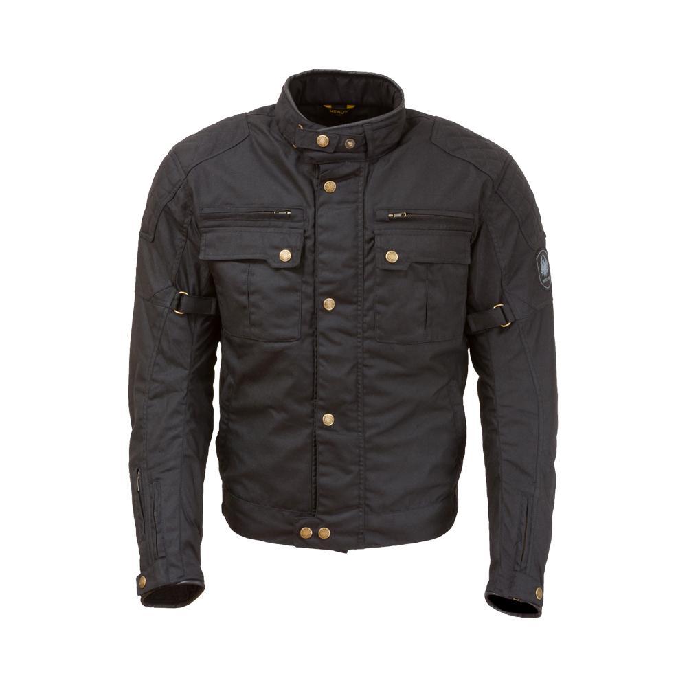 Merlin Perton Black Jacket