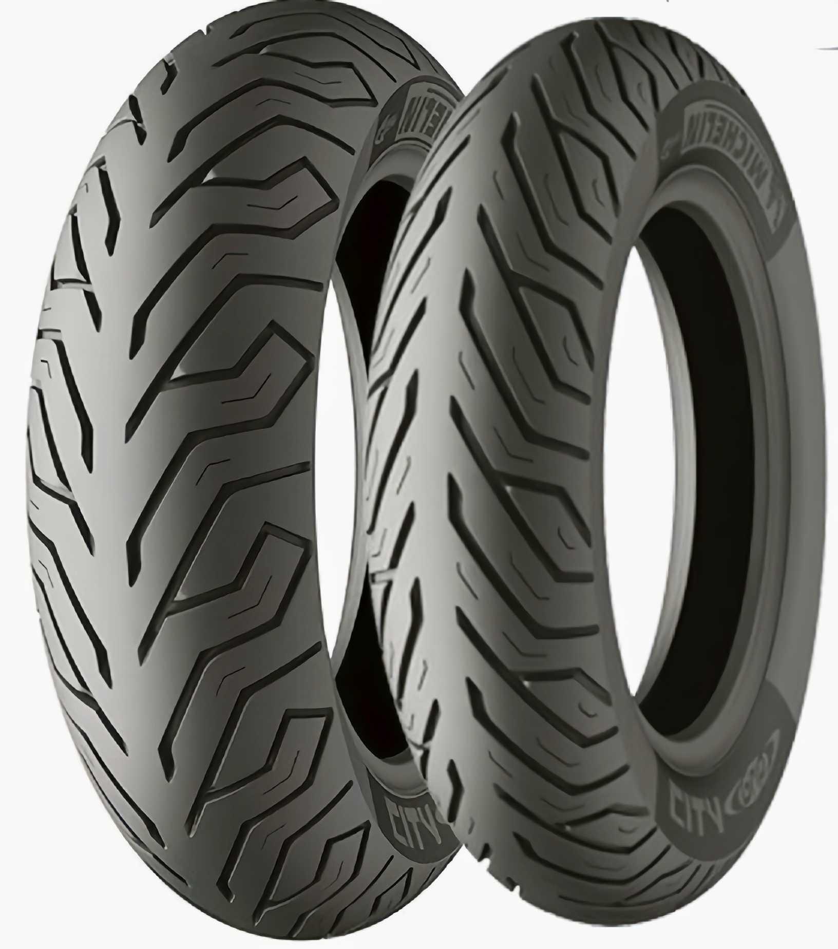Michelin 100/80-10 53L City Grip Front/Rear Tyre