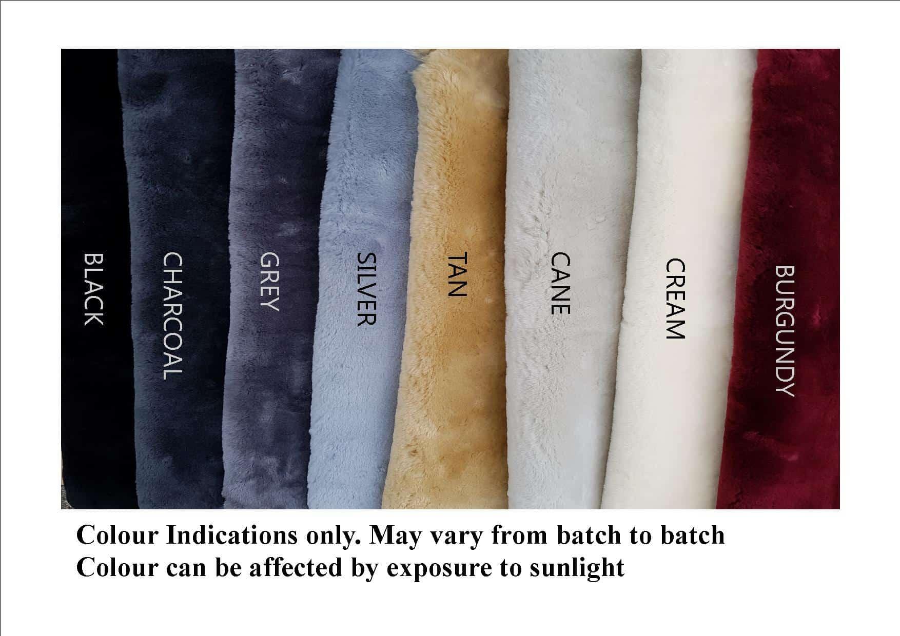 Good Wool Solo Cream Sheepskin Seat Pad