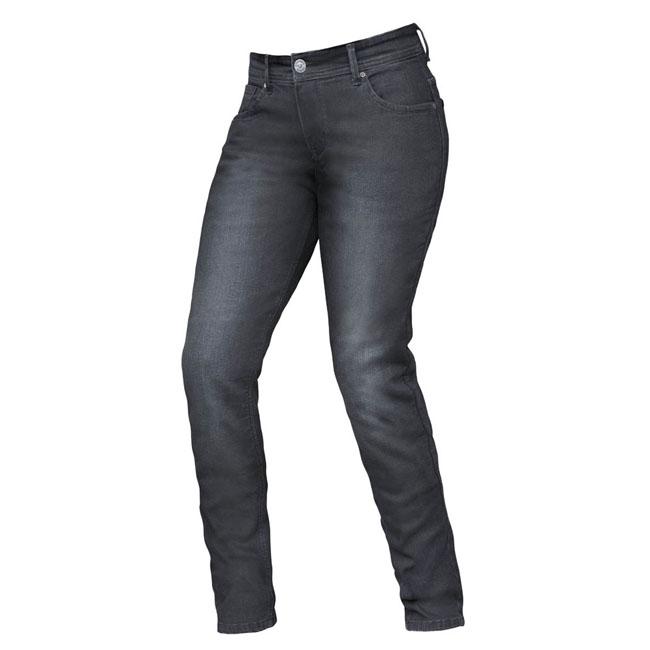 Dririder Women's Xena Black Regular Leg Jeans