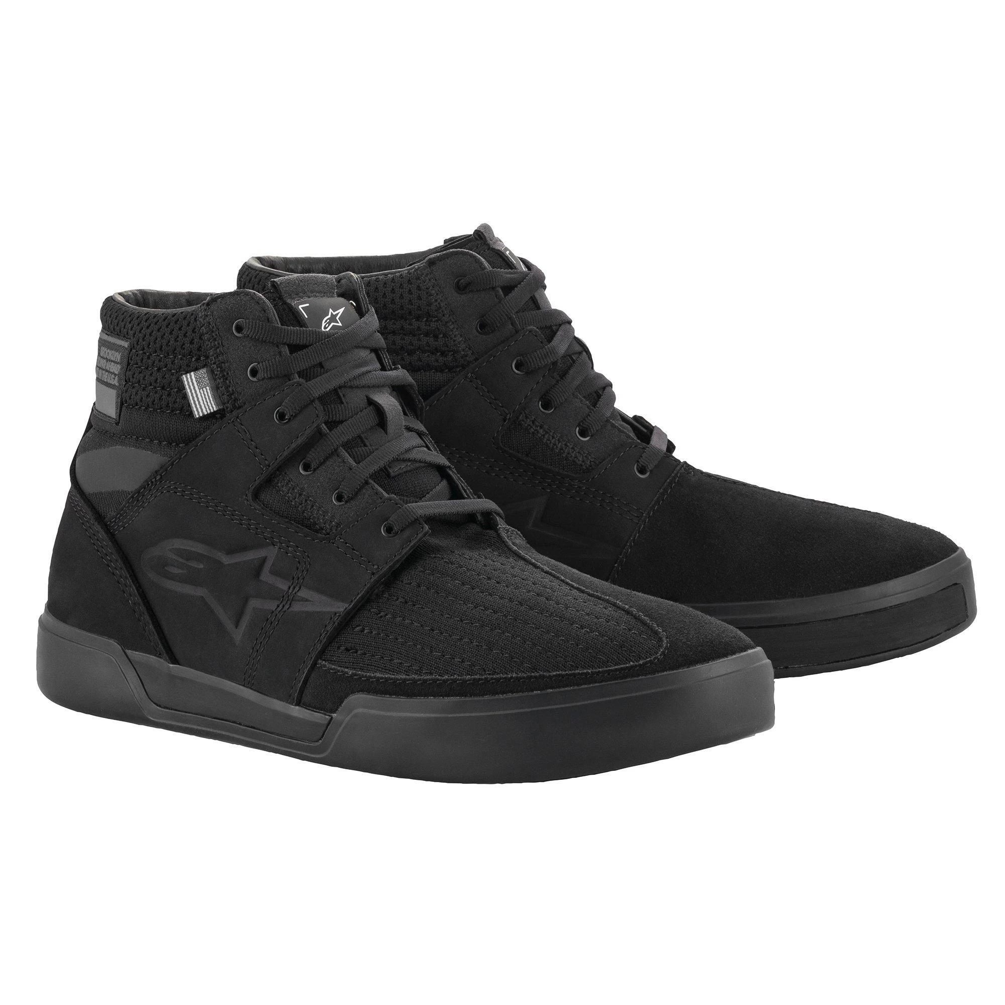 Alpinestars Primer Black Riding Shoes