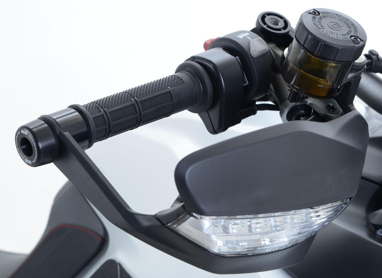 R&G Ducati Multistrada 1200/S / Multistrada 1200 Enduro and Multistrada 1260 Black End Slider