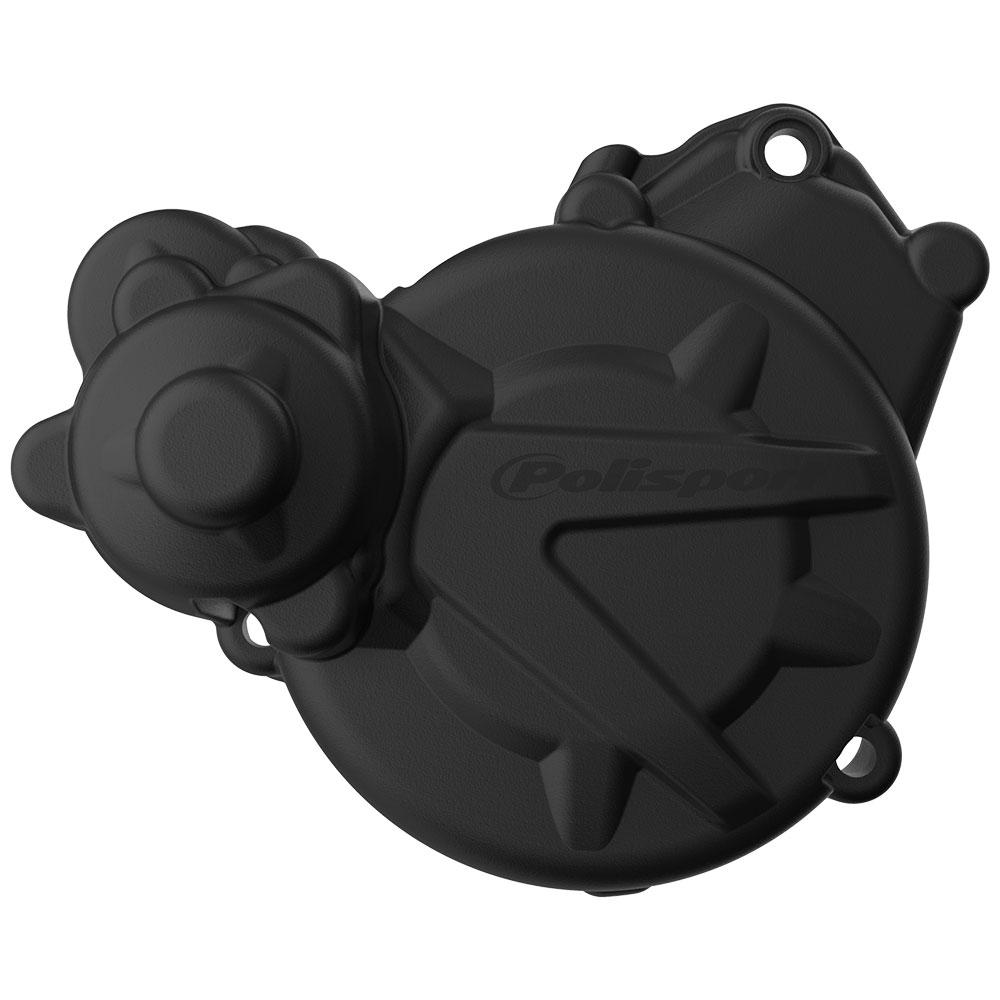 Polisport Gas Gas EC/XC 250/300 17-19 Black Ignition Cover