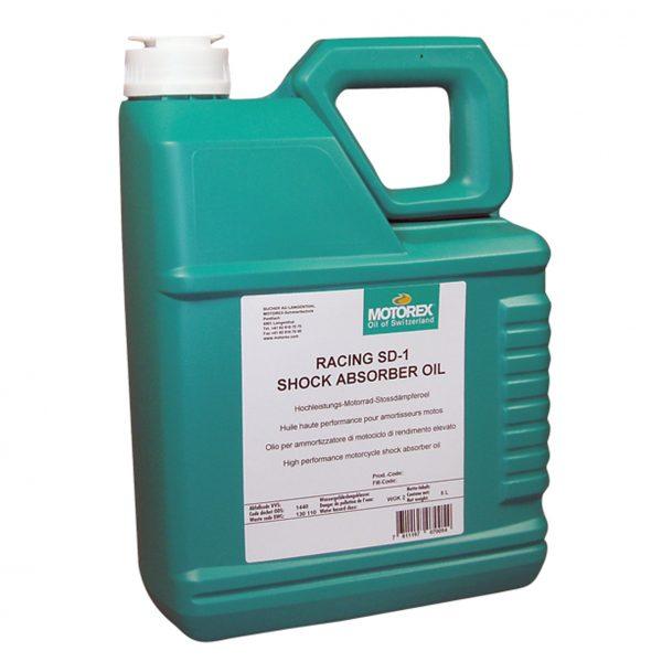Motorex Racing SD1 Shock Absorber Oil