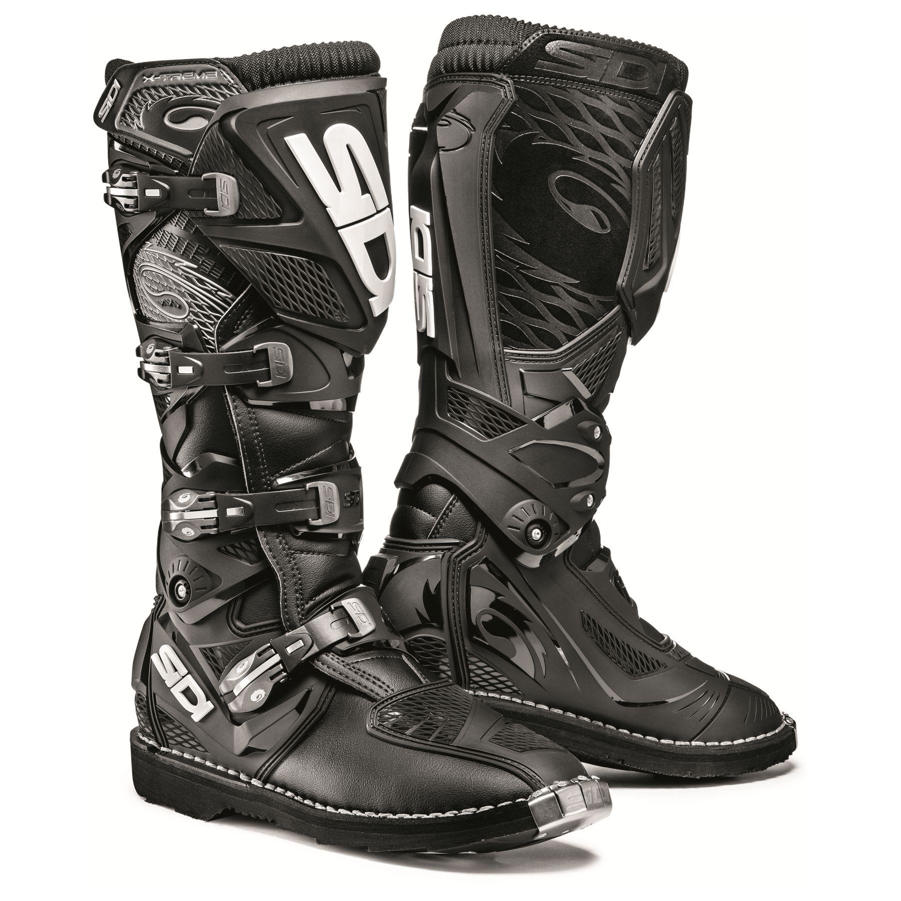 Sidi X-3 Black/Black Boots