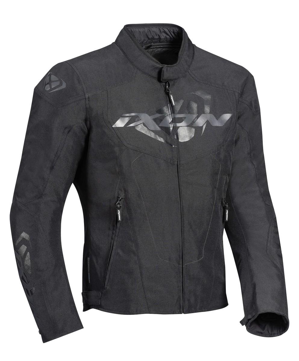 Ixon Cobra Black Jacket