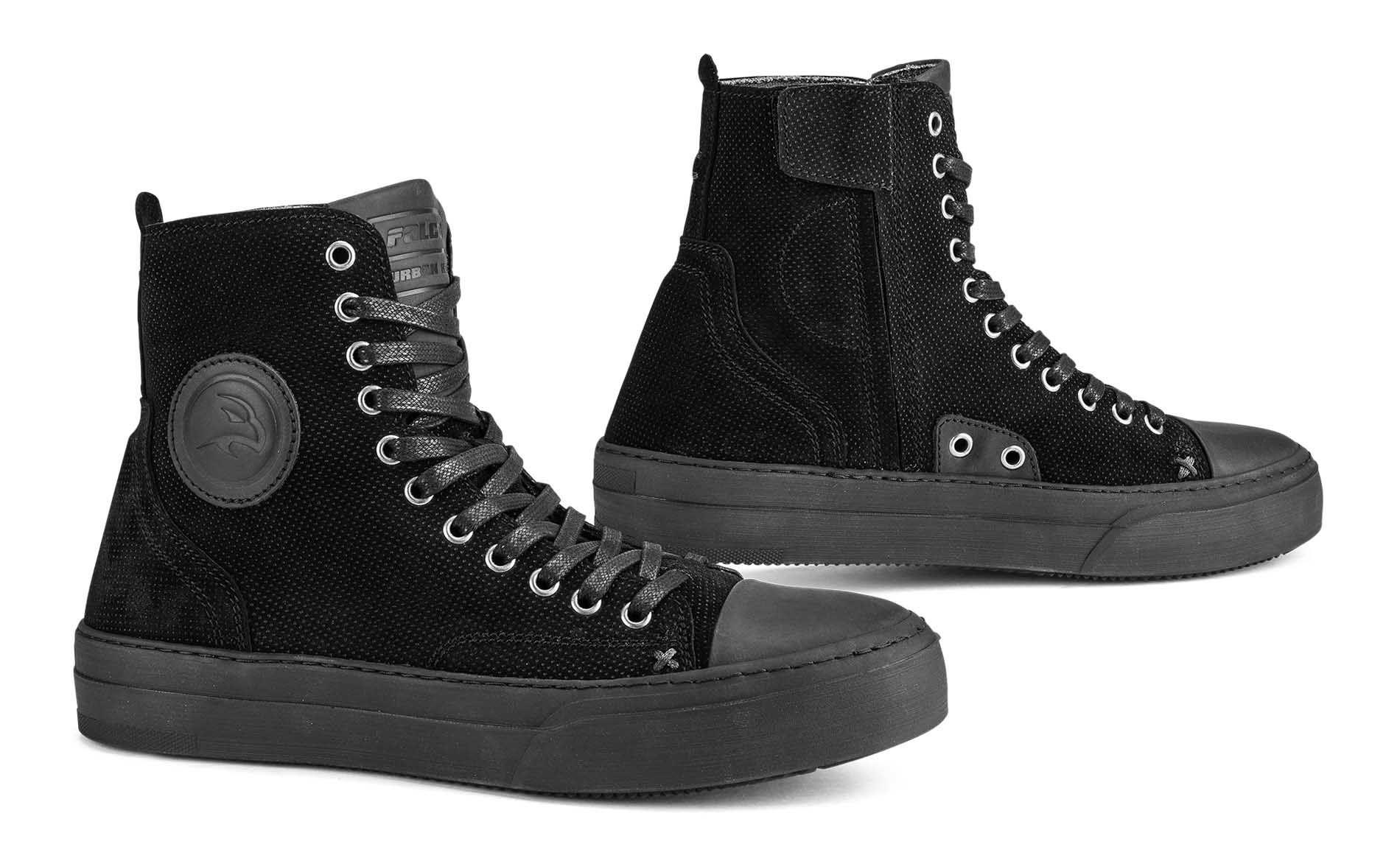 Falco Ladies Lennox Black Boots