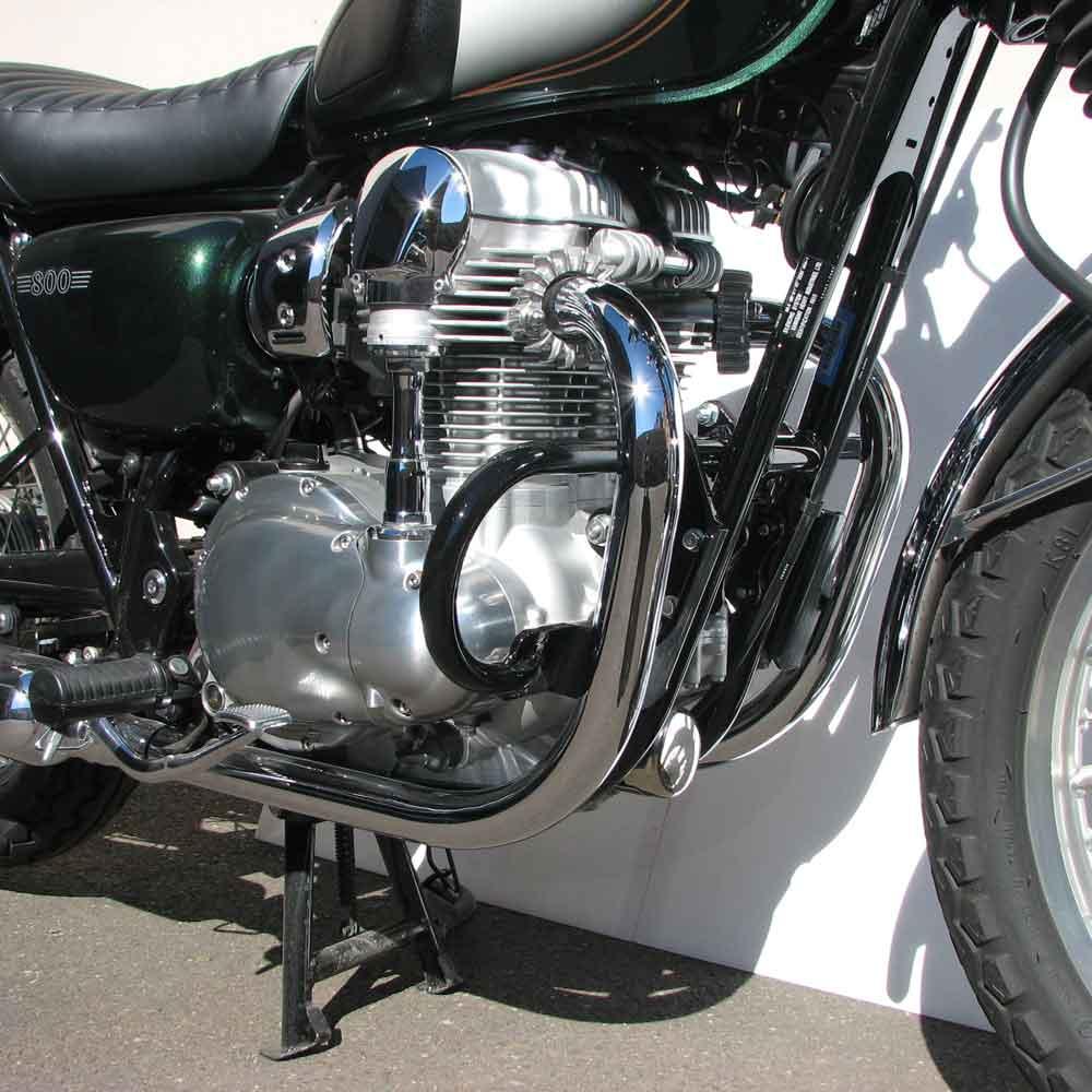Oggy Knobbs Kawasaki W800 11-17 Crash Bars