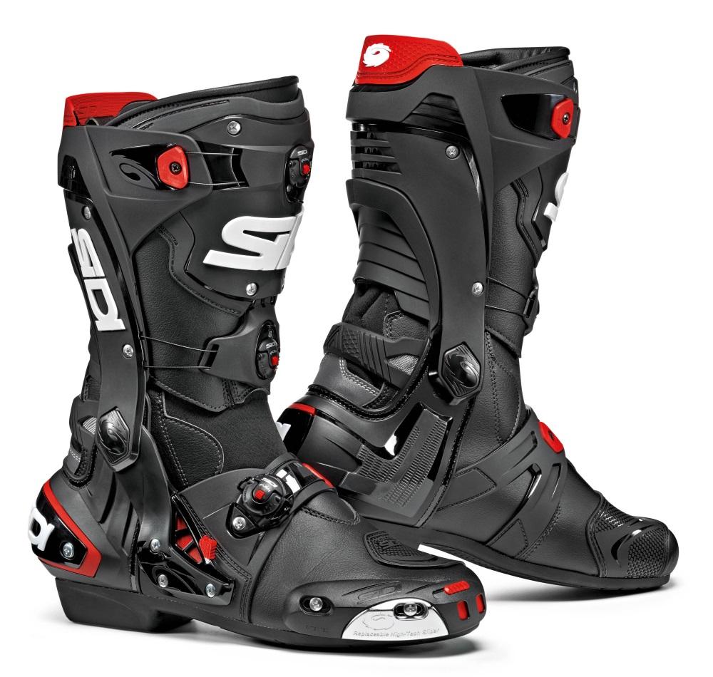 Sidi Rex Black Boots