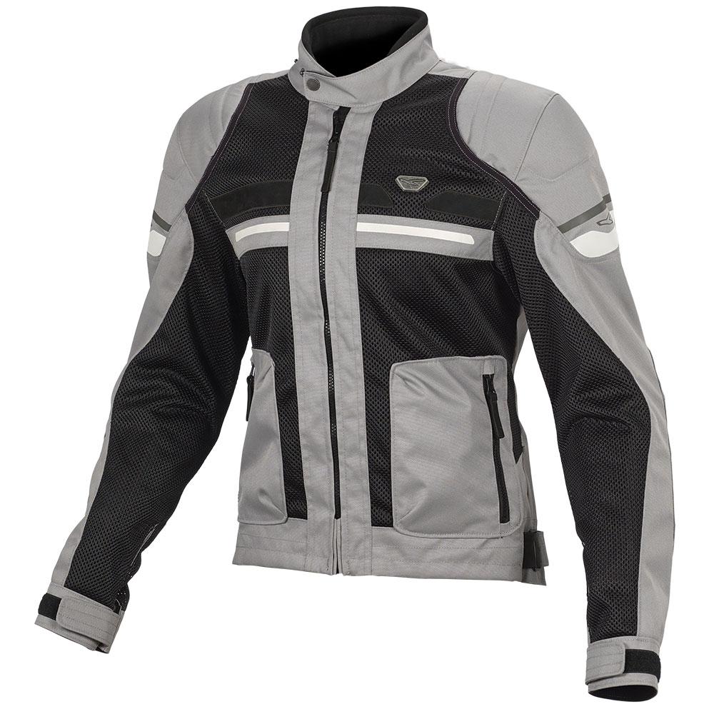 Macna Women's Rush Black/Grey Jacket