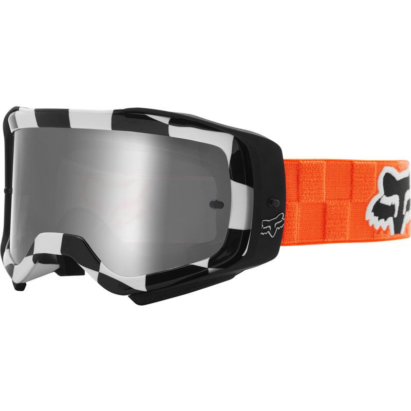 Fox Racing Airspace Afterburn Spark Flo Orange Goggles