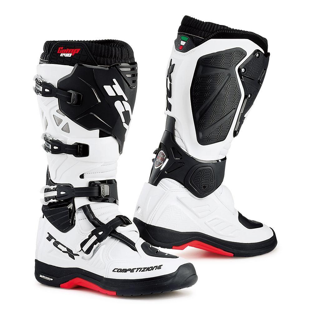 TCX Comp Evo 2 Black/White Boots