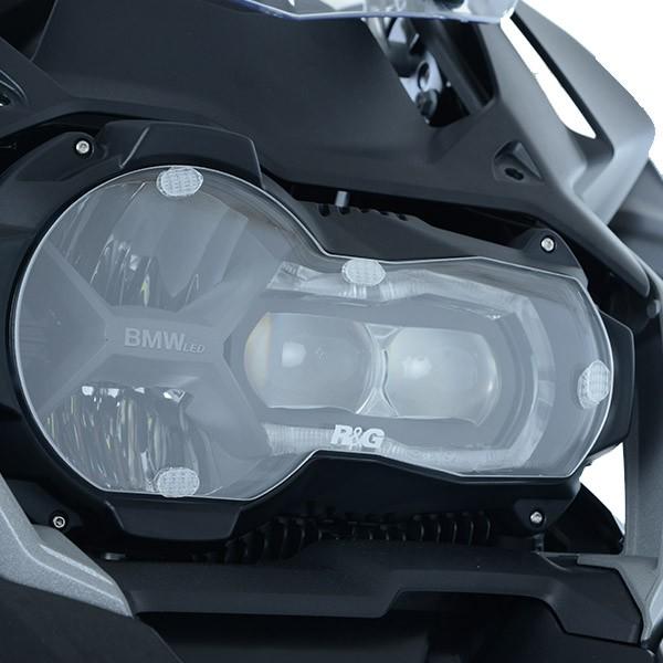 R&G BMW R1200GS Clear Headlight Shield