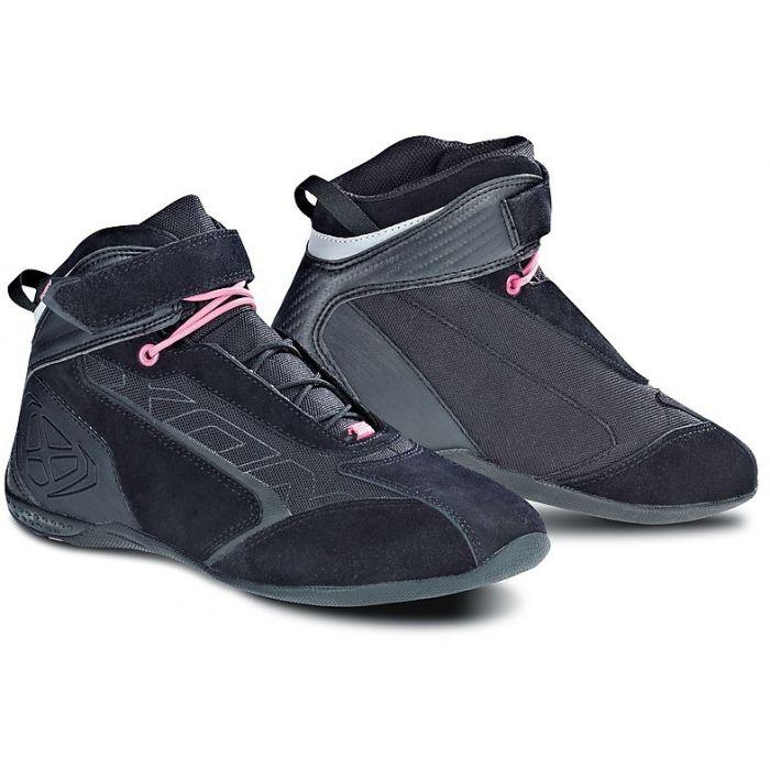 Ixon Women's Speeder Black/Pink Boots