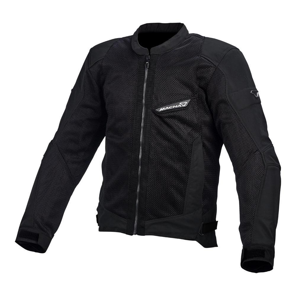 Macna Velocity Black Jacket