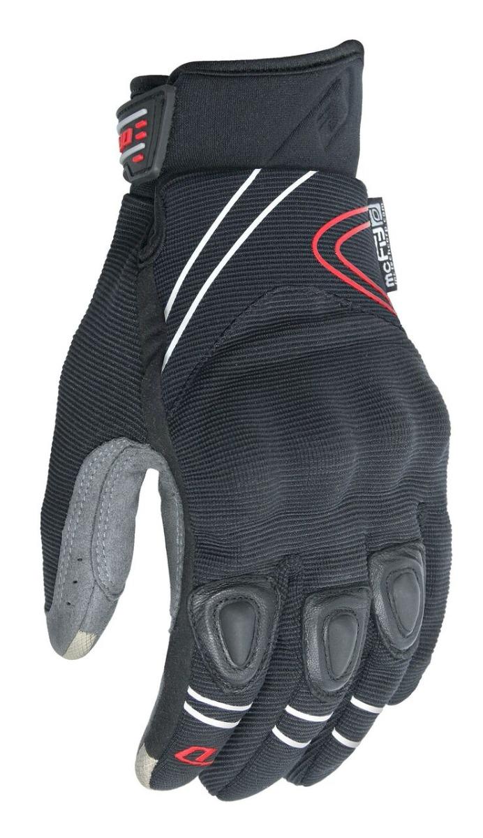 Dririder Fluid Black Gloves