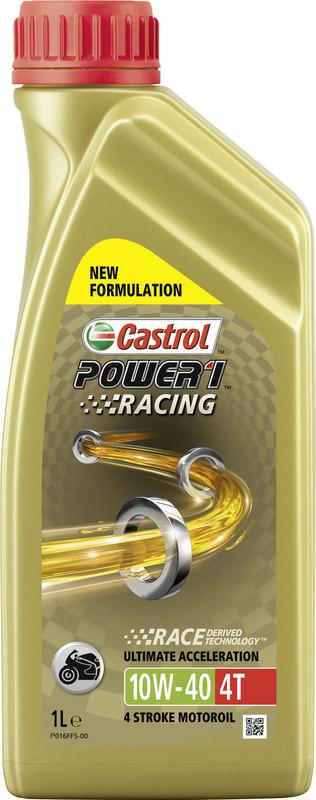 Castrol Power1 4T 10W-40 Oil - 1L