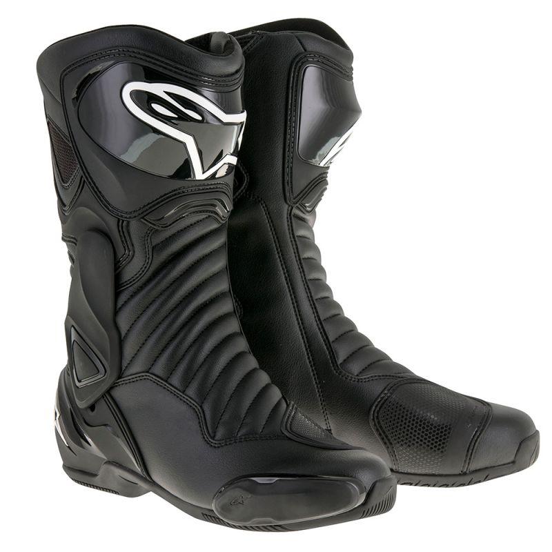 Alpinestars SMX 6 V2 Gore-Tex Black Boots