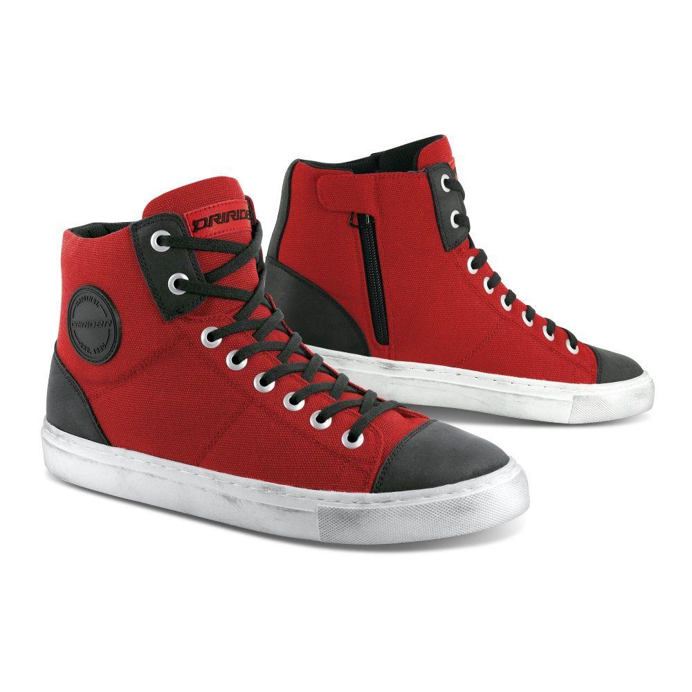 Dririder Urban Red Boots