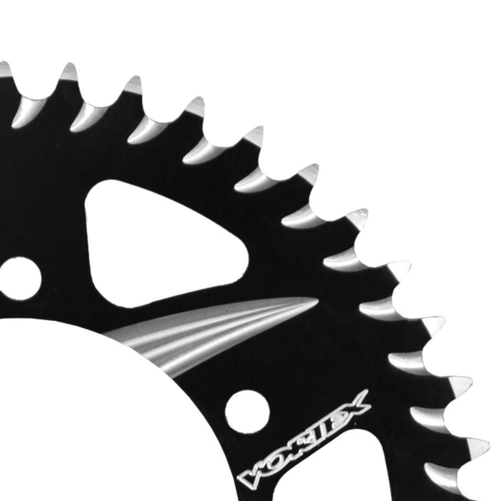 Vortex 520-40T Black Alloy Rear Sprocket
