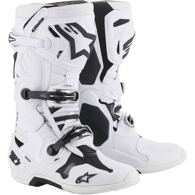 Alpinestars Tech 10 White Boots