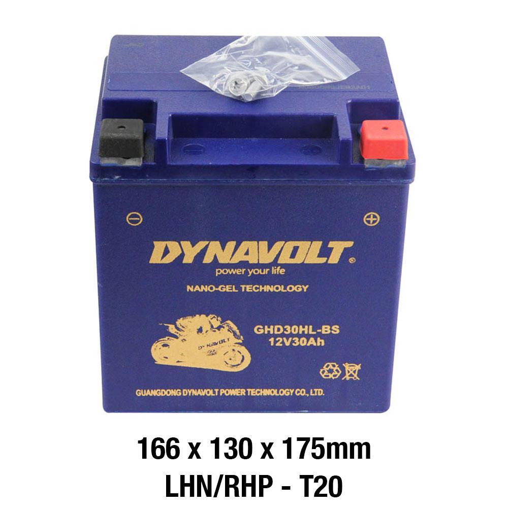 Dynavolt GHD30HL-BS Nano-Gel Battery