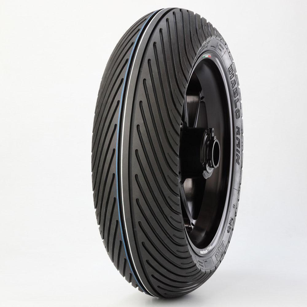 Pirelli Diablo Rain SCR1 190/60R17 Rear Tyre