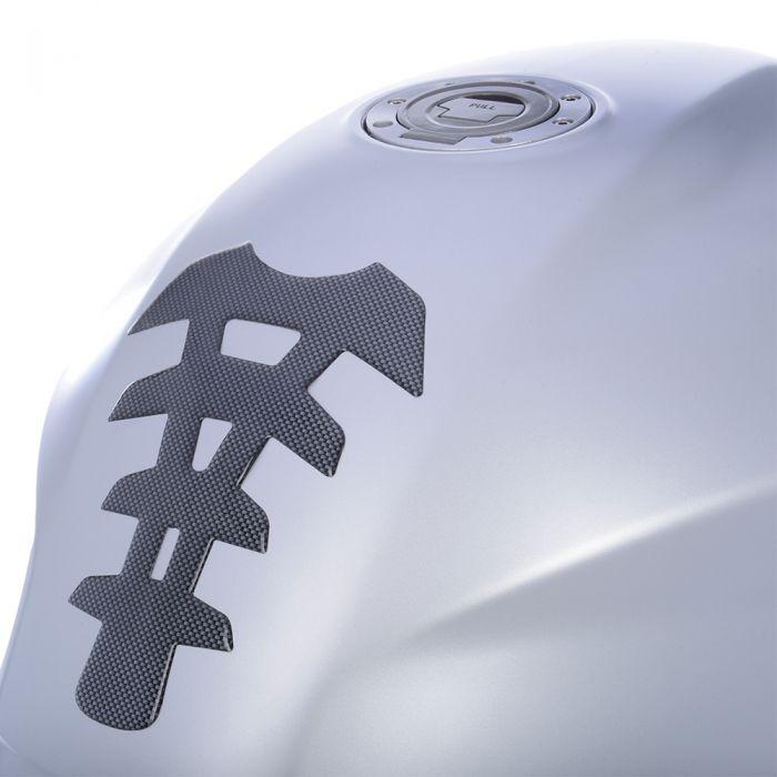 Oxford Gel Spine Arachnid Carbon Tank Pad