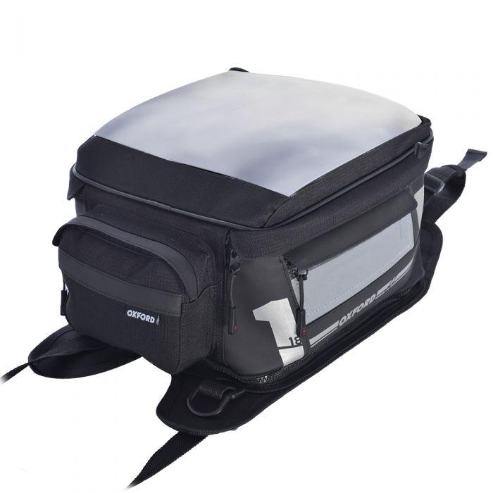 Oxford F-1 S18 Strap-On Tank Bag