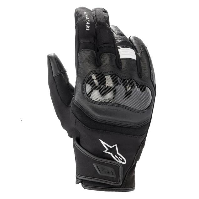 Alpinestars SMX Z Drystar Black Gloves
