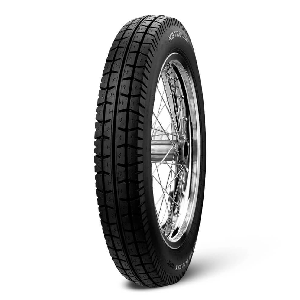 Metzeler Block K 4.00-18 64P T/T Front or Rear Tyre