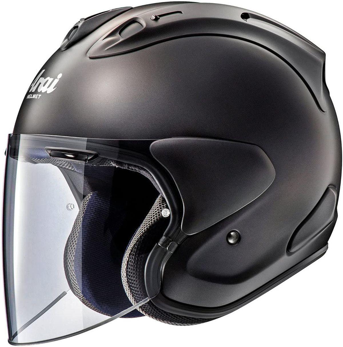 Arai SZ-R (0033) Frost Black Helmet