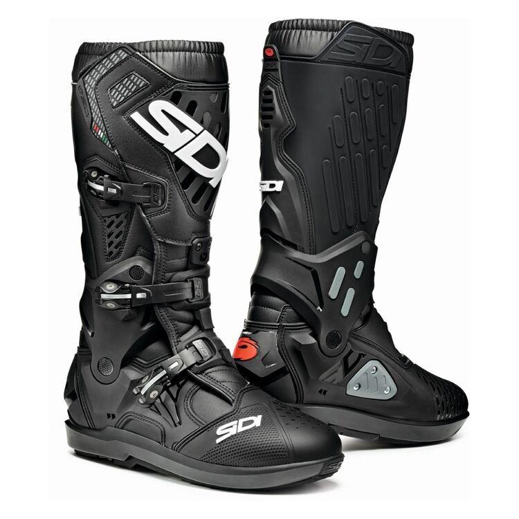Sidi Atojo SRS Black Boots