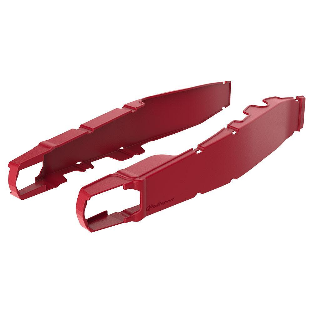 Polisport Honda CRF Red Swingarm Protector (Pair)