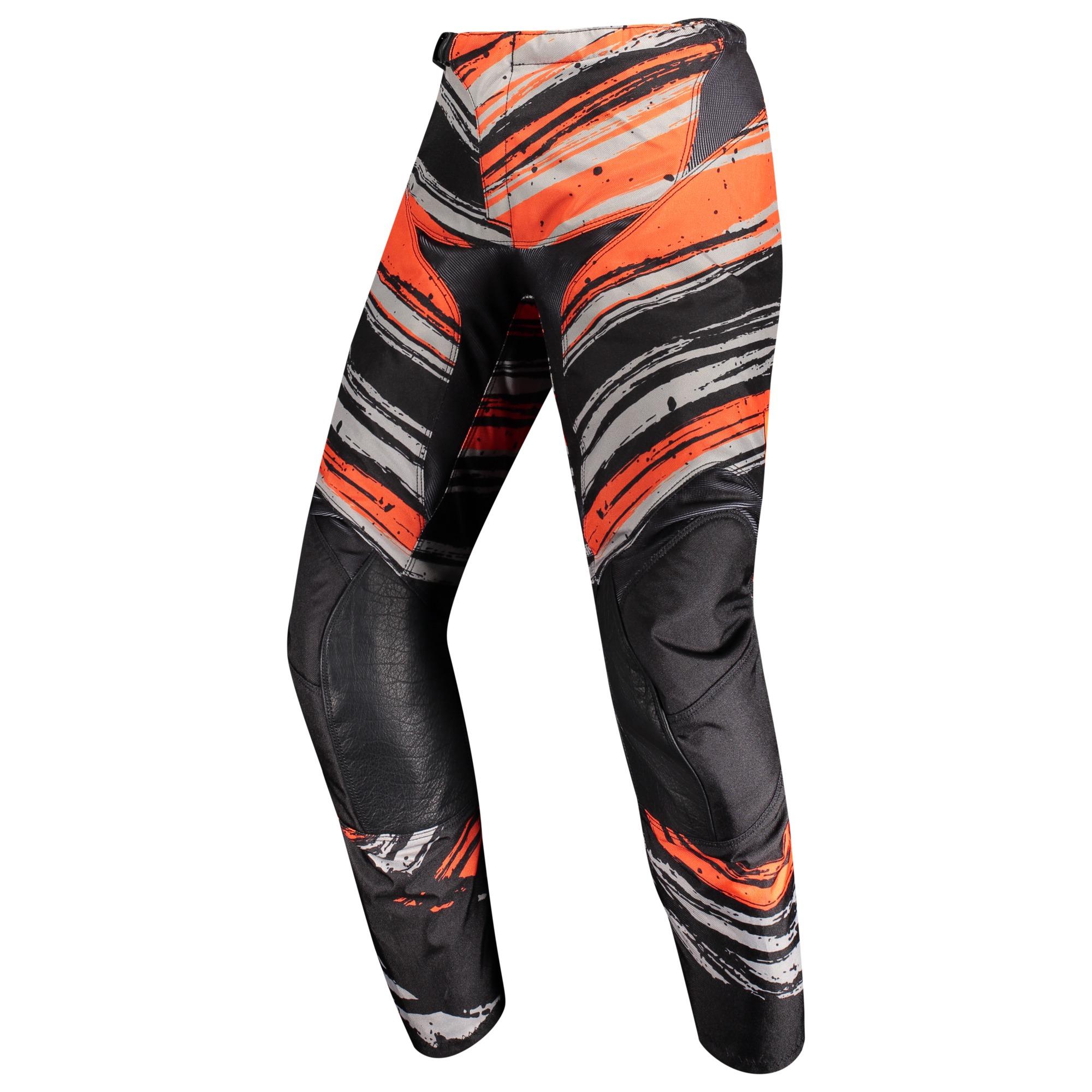 Scott Kids 350 Noise Orange/Black Pants