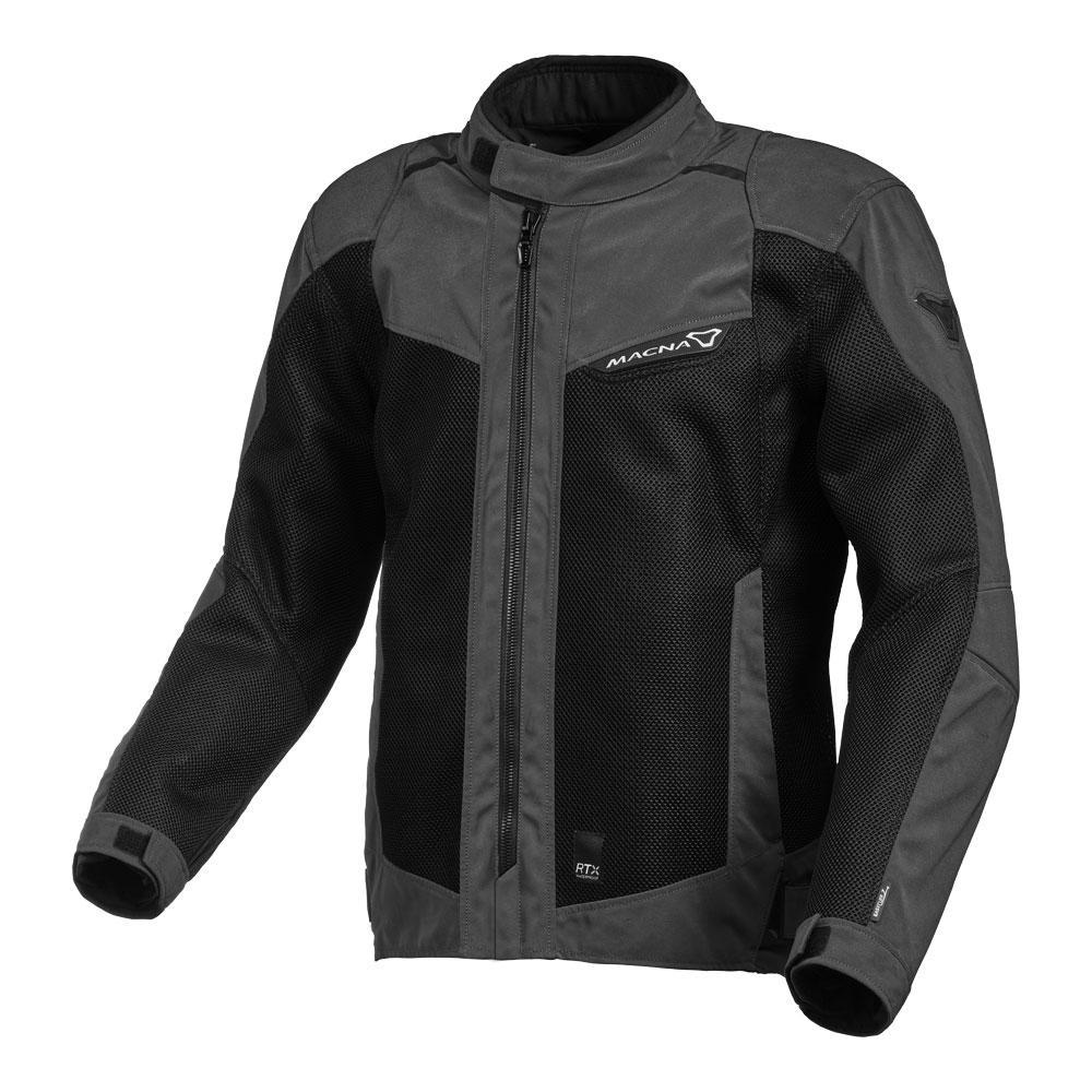 Macna Empire Nighteye Black Jacket