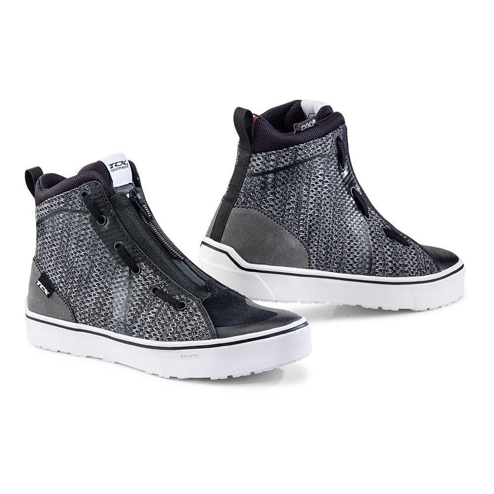 TCX Ikasu Air Black/Grey Boots