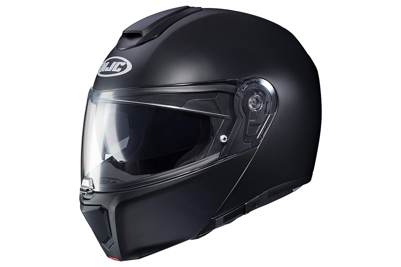 HJC RPHA 90S Semi-Flat Black Helmet