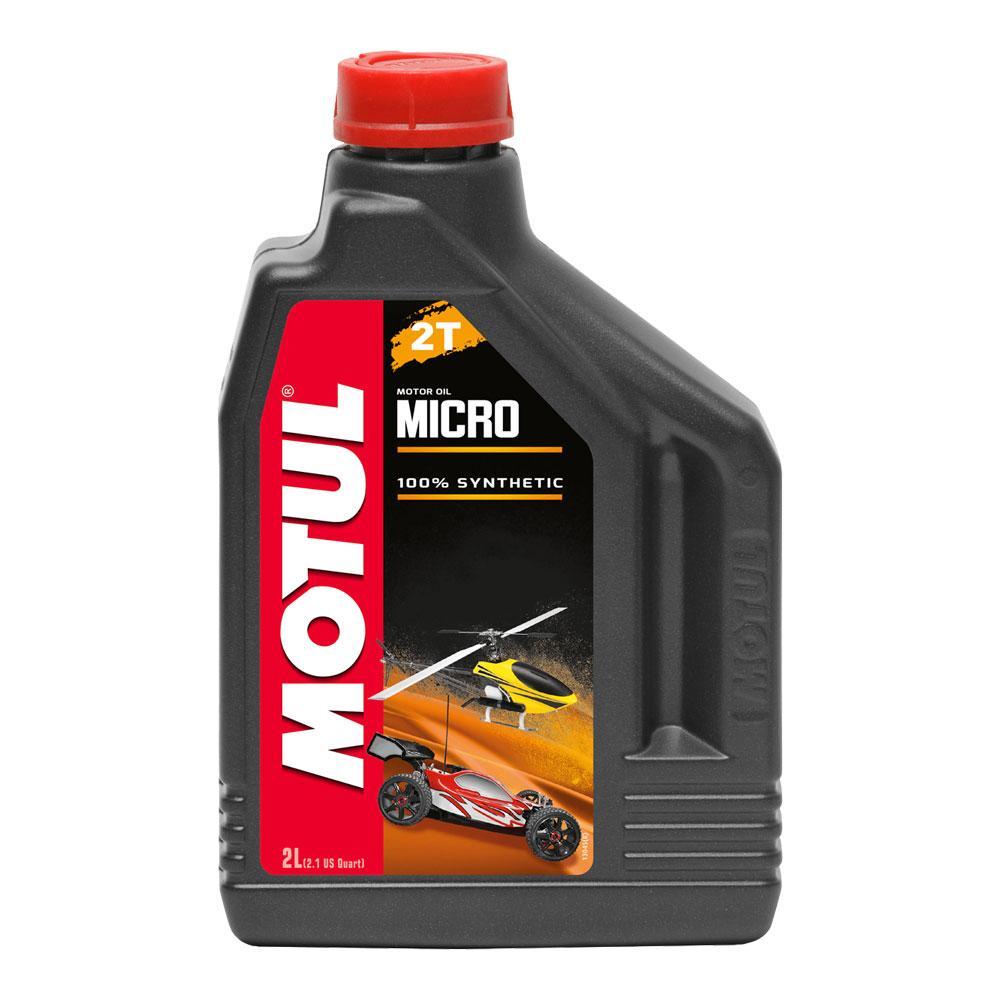 Motul Micro 2 Stroke Oil - 2L