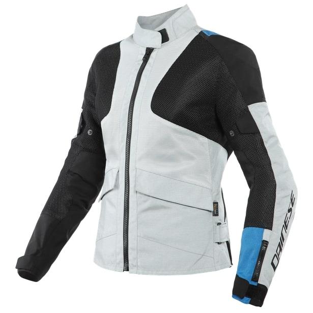 Dainese Women's Air Tourer Glacier Grey/Performance/Blue/Black Jacket