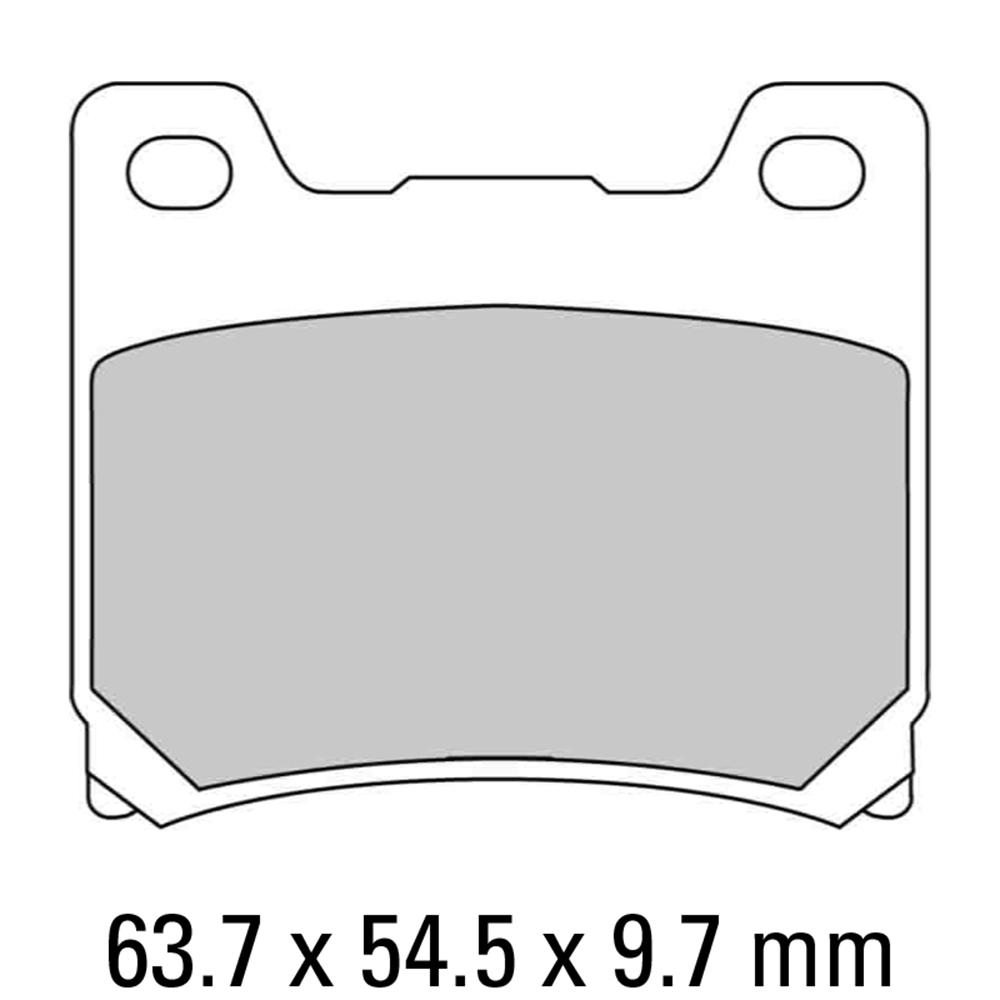 Ferodo FDB337P Brake Pads