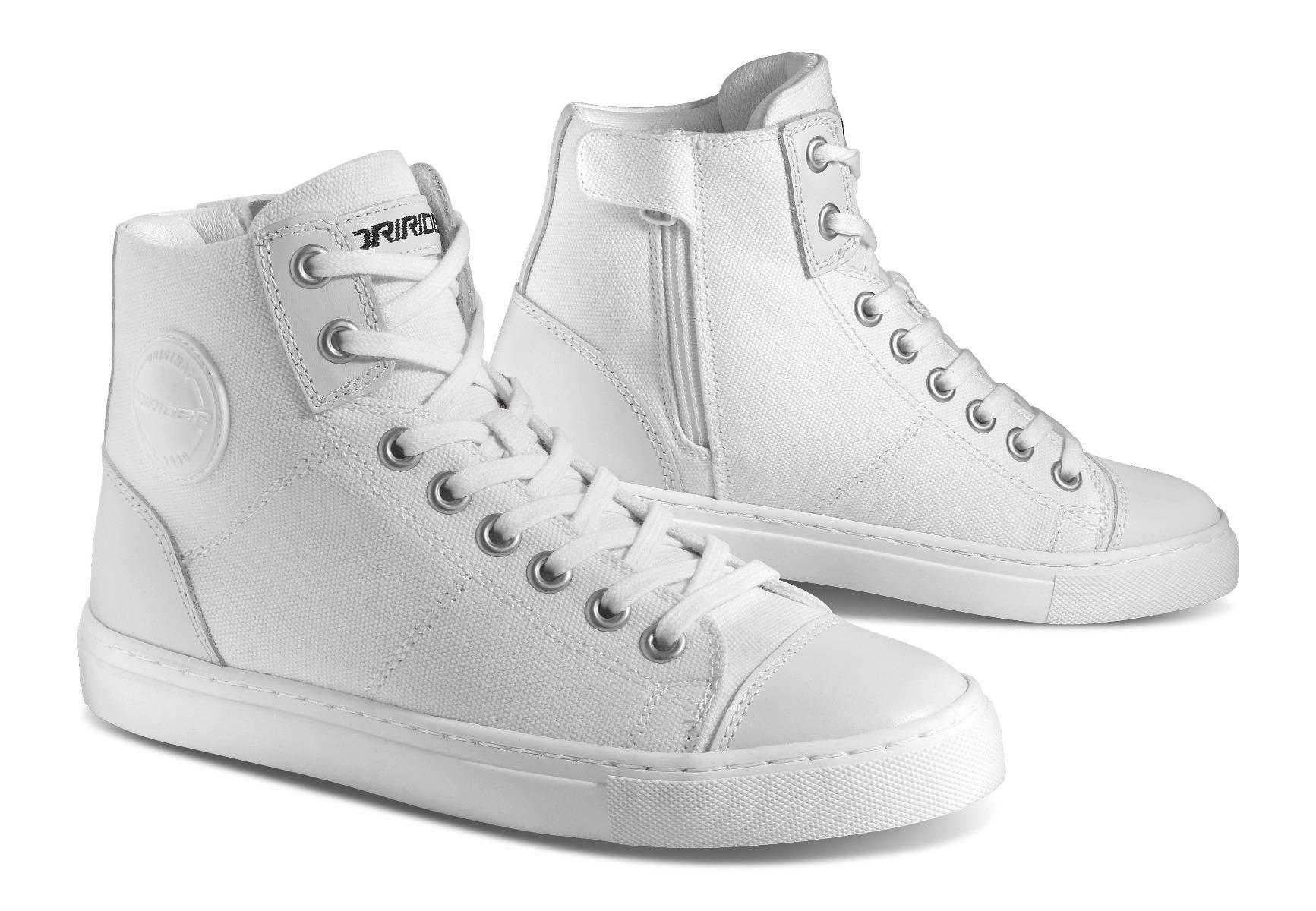 Dririder Women's Urban White Boots