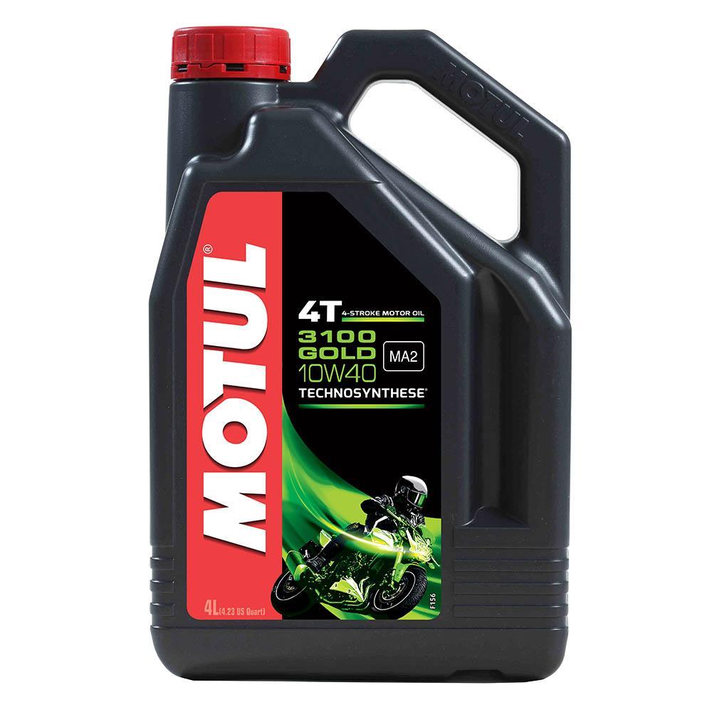 Motul 3100 Gold 10W 40 Oil - 4L