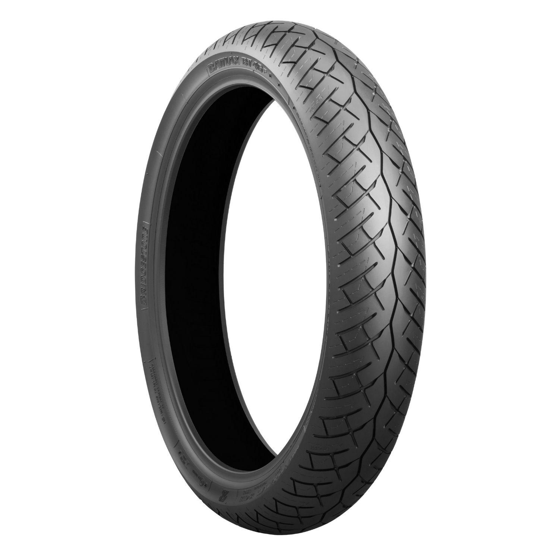 Bridgestone Battlax BT46 110/80H17 (57H) Bias Front Tyre