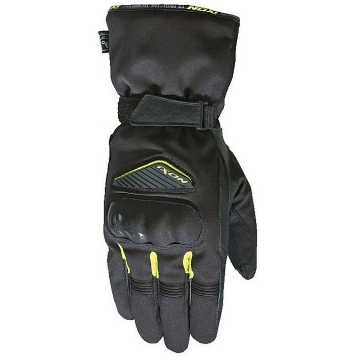 Ixon Pro Arrow Black/Yellow Gloves
