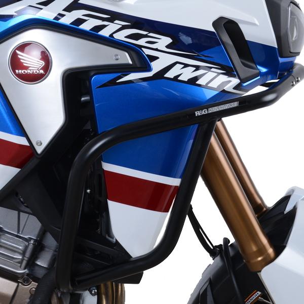 R&G Honda Africa Twin Adventure Sport Silver Adventure Bars