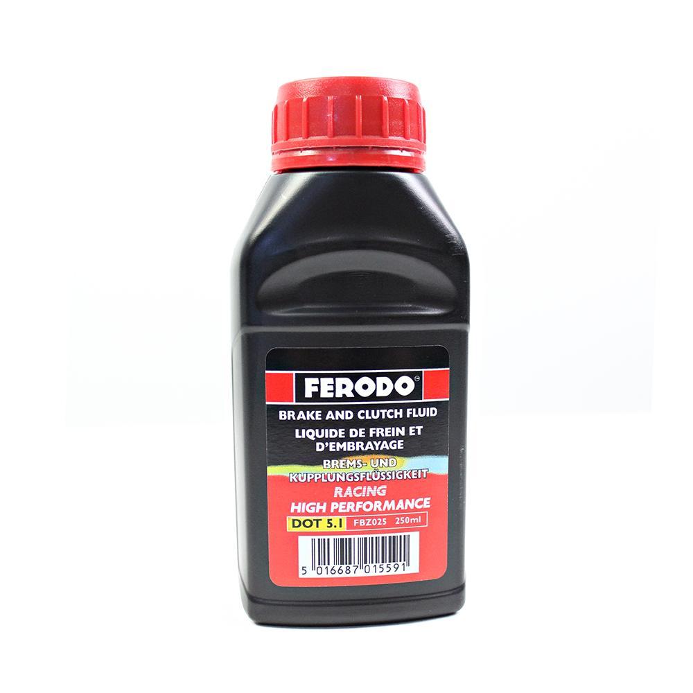 Ferodo FBZ025 Dot 5.1 Brake Fluid - 250ml